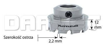 Otwornica POWER-MAX 10 EASY-CUT - KARNASCH (20.1010A)